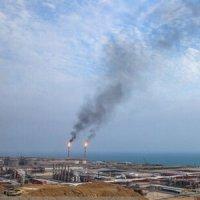 تاثیر آلودگی های گاز و پتروشیمی بر زندگی مردم نخل تقی و عسلویه