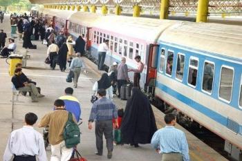 درخواست راه آهن  برای حذف سقف مسافرگیری در قطارها
