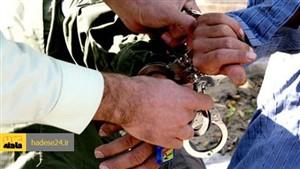 دستگیری سارقانی که به تابلوهای راهنمایی رانندگی هم رحم نکردند