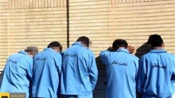 دستگیری ۵ سارق بنزین از خط انتقال پالایشگاه تهران