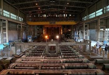 بازگشت ۲۵۰ کارگر بیکار شده به کار مجدد/کارخانه فولاد بویر احمد فعالیت خود را از سر گرفت