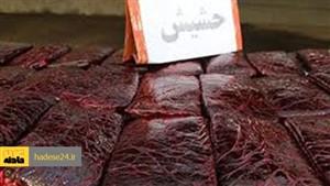 توقیف سواری جک حامل حشیش در فولادشهر
