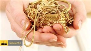 کشف 5 کیلو طلا از خودرو سواری در یزد