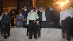 سقوط کودک 11 ساله به کانال در تبریز