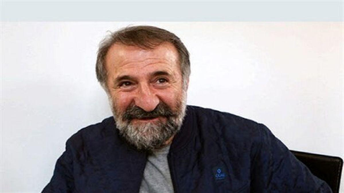 بازیگر مشهور سینما و تلویزیون کرونایی و در بیمارستان بستری شد