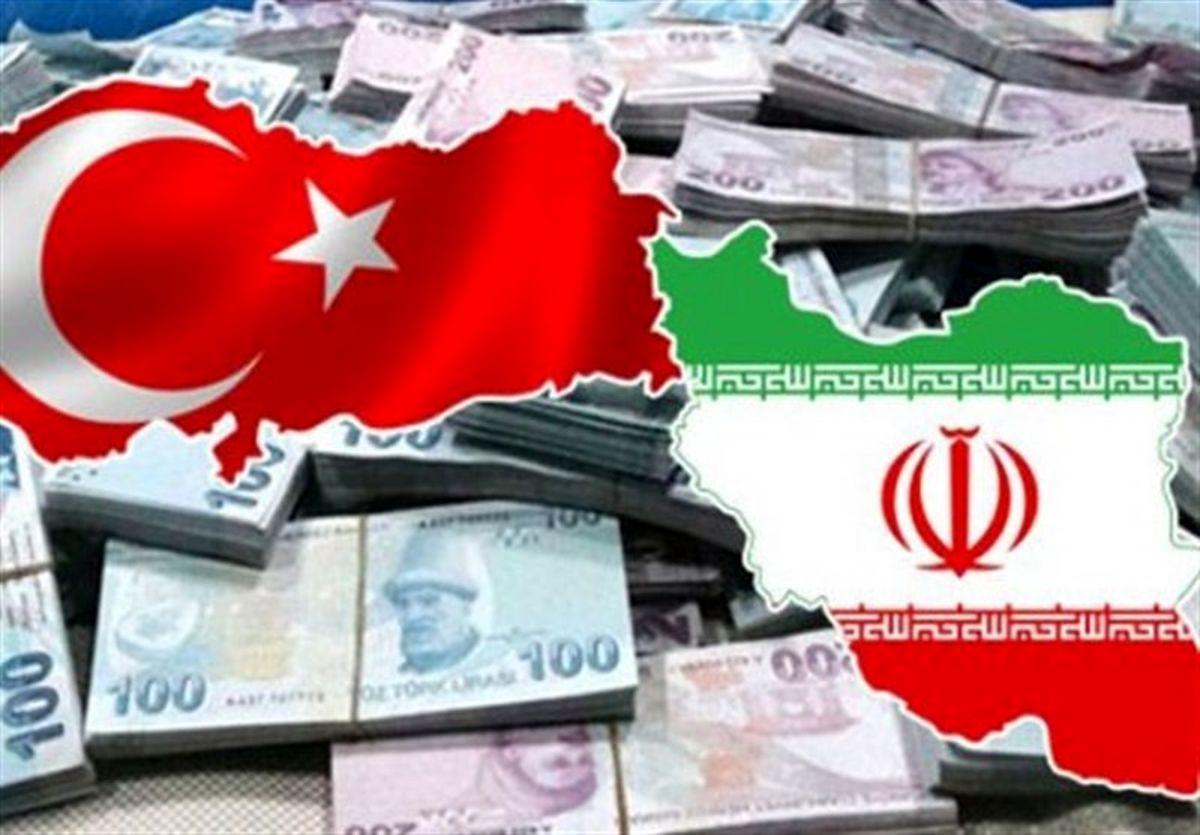 تراز تجاری به منفی 369 میلیون دلار رسید/کاهش 67 درصدی تجارت کالایی ایران و ترکیه