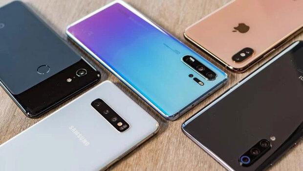۴.۵ میلیون دستگاه تلفن همراه ترخیص شد