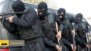 عملیات ویژه برای دستگیری اعضای 3 باند گروگانگیری