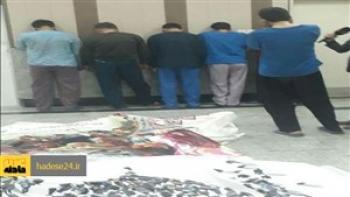انهدام باند هکرهای 18 ساله در کرمانشاه