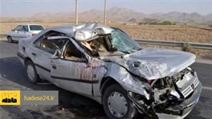 مرگ هولناک چهار نفر در جاده زابل- زاهدان