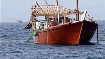 سرنوشت نامعلوم ملوان مینابی در کشتی صید ترال