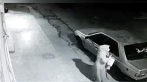 واکنش پلیس به فیلم زورگیری خشن از زن جوان