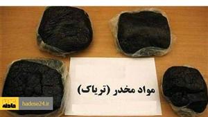 توقیف دو پراید حامل ۱۹۰ کیلو تریاک در داراب
