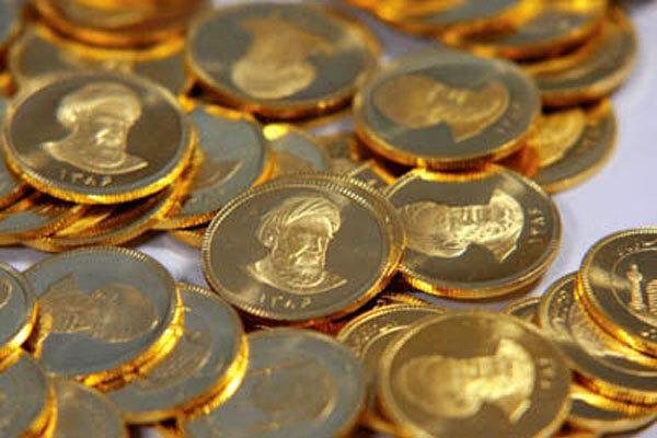 قیمت سکه ۸ مهر ١٣٩٩ به ١٣ میلیون و ۹۰۰ هزار تومان رسید