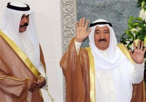 علت فوت امیر کویت