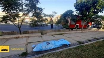 مرگ مسافر زیر چرخ های اتوبوس بیآرتی تهران/راننده بازداشت شد