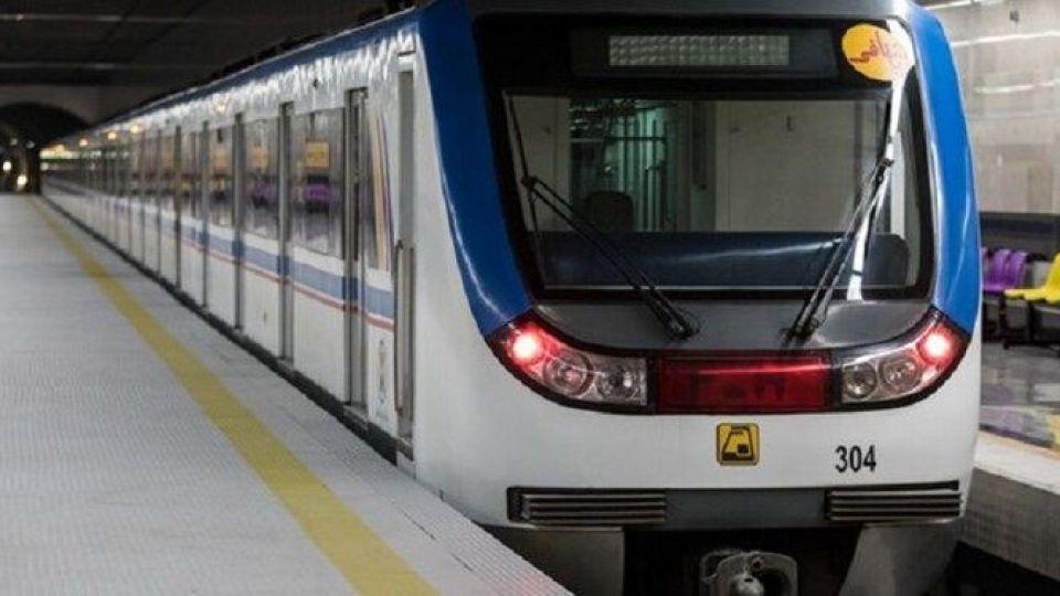 جزئیات تعطیلی مترو در تهران