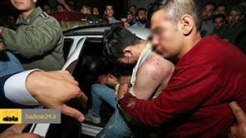 شبیخون پلیس به اراذل و اوباش در شیراز