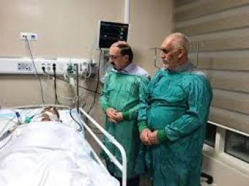 ابتلای پدر پیوند کبد ایران به بیماری کرونا