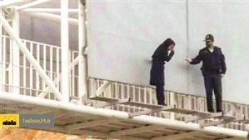 خودکشی ناکام زن میانسال با دخالت پلیس