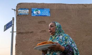 نذر یک خانواده زرتشتی در روز اربعین به عشق امام حسین(ع)/ تصاویر