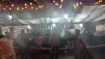 حال و هوای جاماندگان اربعین حسینی در میدان حسنآباد + فیلم