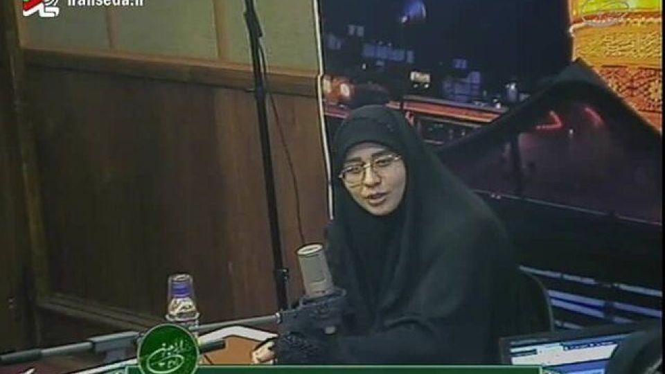 خاطره همسر شهید حججی از لحظه شنیدن خبر شهادتش