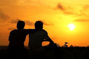 سخن امام علی (ع) در رابطه با نحوه برخورد با دوست و دشمن