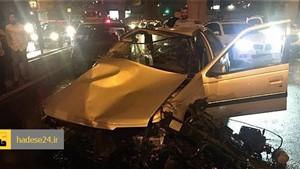 تصادف سه خودرو در یاسوج- اصفهان 9 مصدوم برجا گذاشت