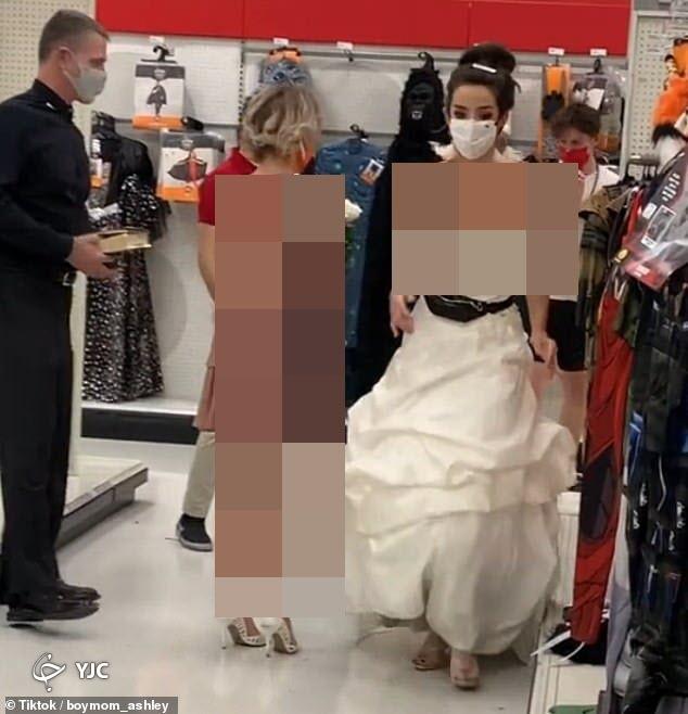 اقدام عجیب دختر جوان برای ازدواج با مرد مورد علاقهاش! +عکس