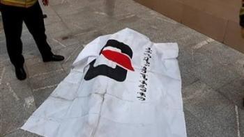 جنایت خونین در میدان انقلاب با بیل