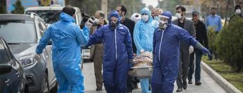 ثبت بیش از ۱۵ هزار مرگ به علت کرونا در بهشت زهرا