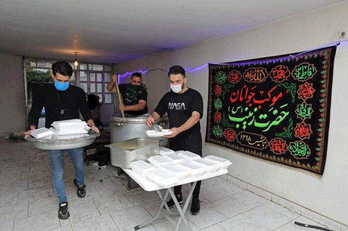 میزبان، موکب حضرت زینب(س) مهمان، نیازمندان محله