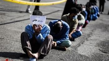 15 اوباش سابقه دار در تهران زمینگیر شدند