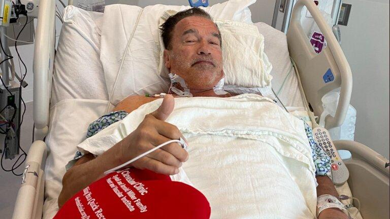 قلب قهرمان اکشن زیر تیغ جراحی رفت