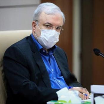 وزیر بهداشت راهنمای ساخت واکسن کووید ۱۹ را ابلاغ کرد