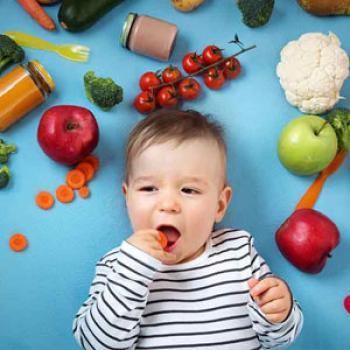 کودکان را با خوردن سبزیجات آشتی دهید