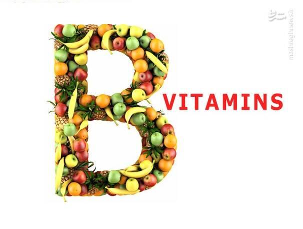 علائم کمبود ویتامین ب را بشناسید