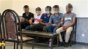 عاملان تیراندازی در لاریجان دستگیر شدند