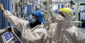 واریز 5500 میلیارد تومان از صندوق توسعه برای تسویه کارانه کادر درمان