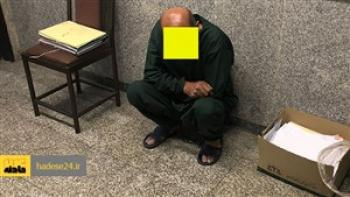 همسرکشی در فیروزکوه/ قاتل 73 ساله دستگیر شد
