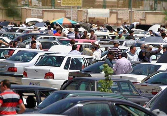 """""""ریزش قابلتوجه قیمت خودرو/قیمت ۲۰۶ بیش از ۳۰ میلیون کاهش یافت"""""""
