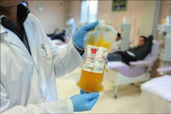 سازمان انتقال خون: به تمام گروههای خونی نیاز داریم/ اهدای پلاسما ۲ درصد بهبودیافتگان کرونا