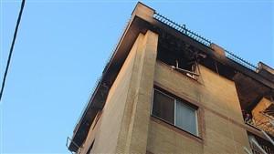 انفجار گاز خانه 70 متری را نابود کرد