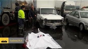 3 کشته و 20 مجروح در واژگونی وانت تویوتا