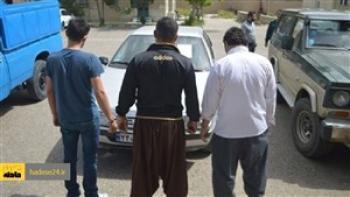 3 قتل در 5 سرقت مسلحانه / اعضای این باند در 10سال به 3طلافروشی و 2بانک دستبرد زدند