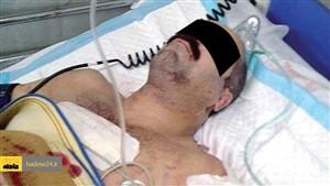 تیر غیب مرد جوان را تا یک قدمی مرگ برد