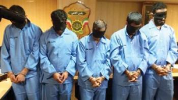 هدایت باند 9 نفره کلاهبرداری از داخل زندان