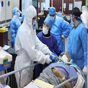 خدمات وزارت بهداشت به بیماران کرونایی در شرایط تحریم ها