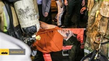 بازپرس جنایی مقصران آتشسوزی کلینیک سینا را معرفی کرد